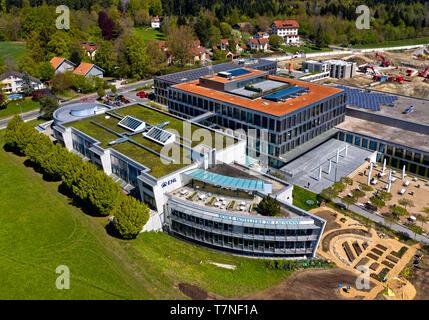 L'École de gestion d'école hôtelière de Lausanne (EHL), Lausanne, Suisse Banque D'Images