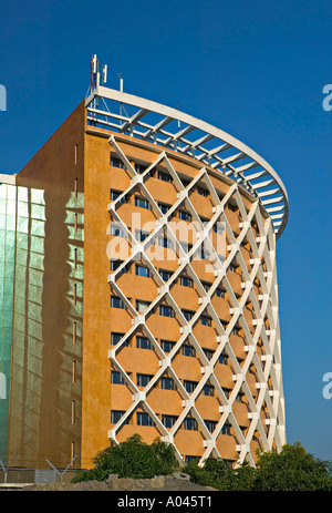 Hitec City, Hyderabad, Andhra Pradesh, Inde Banque D'Images
