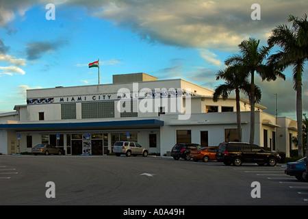 Hôtel de ville de Miami Banque D'Images