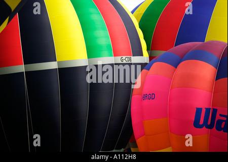 Bristol International Balloon Fiesta, Bristol, Angleterre, Royaume-Uni Banque D'Images