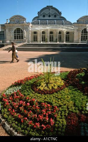 Europe France Allier Vichy grand casino opera