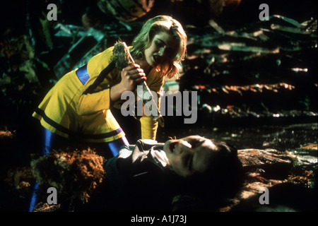 Buffy the Vampire Slayer Année 1992 Directeur Fran Rubel Kuzui Kristy Swanson Banque D'Images