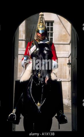 Royal Horseguards à Whitehall Court Londres Banque D'Images