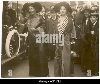 Députation Femmes 1911