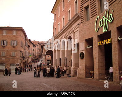 AJD36476, Marches, Italie, Urbino, Europe Banque D'Images