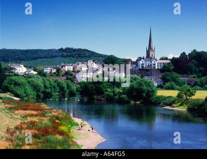Ross-on-Wye dans le Herefordshire