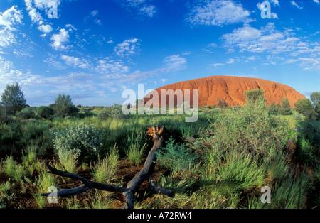 Ayers Rock Uluru Territoires du Nord Australie
