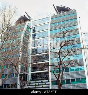 Siège de l'AC de Lloyds Banking Group 25 Gresham Street dans la ville de London EC2 England UK KATHY DEWITT Banque D'Images