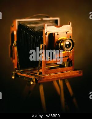 Jouets Anciens - Caméra Banque D'Images