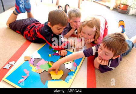 L'école Maternelle Montessori Kids