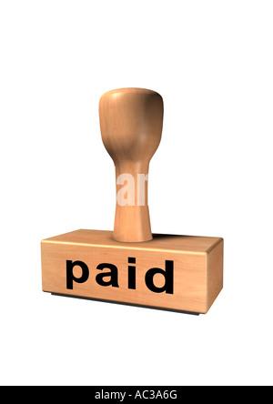 Stamp chop indenteur base punch pénétrateur payé
