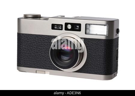 Appareil photo compact Banque D'Images