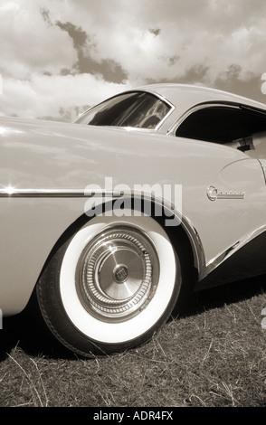 Buick Series 60 Siècle de 1955 Banque D'Images