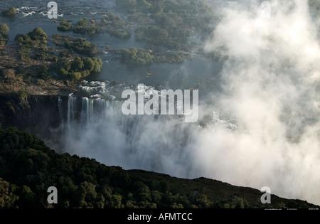 Victoria Falls au Zimbabwe