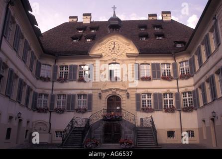 AJ16360, Suisse, Jura Banque D'Images