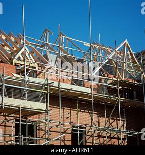 Construction site Banque D'Images