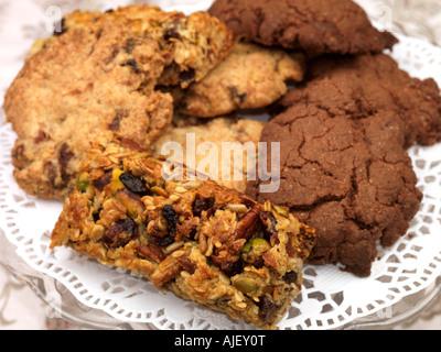 Des biscuits Banque D'Images