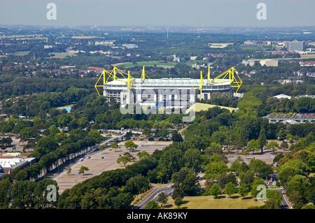 Parc Signal Iduna / Dortmund Banque D'Images