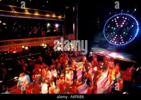 Joy eslava disco dans la Calle Arenal, 11, Madrid, Espagne Banque D'Images