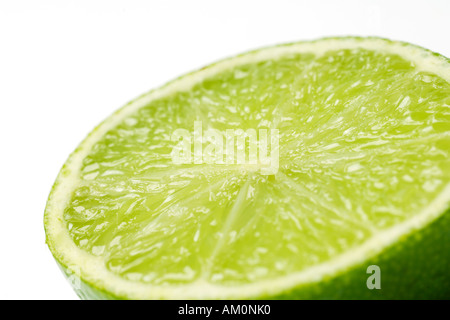 Close up Lime Banque D'Images