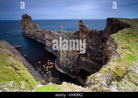 L'Enclume -l'île de Tory, Co Donegal en Irlande. Banque D'Images