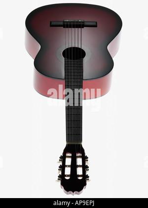 Guitare acoustique Banque D'Images