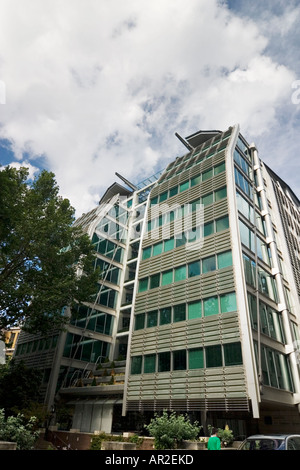 Siège social de l'entreprise Lloyds Banking Group à 25 Gresham Street Londres Banque D'Images