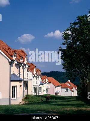 Sarka Mala, Logement Prague. Les développeurs: Hines. De l'extérieur. Architecte: concept urbain Banque D'Images