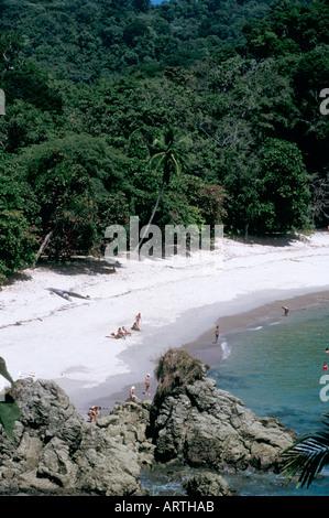 Parc National Manuel Antonio, Costa Rica, Amérique Centrale Banque D'Images
