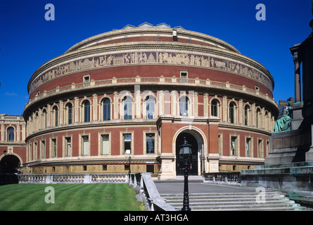 Royal Albert Hall Londres Angleterre Royaume-uni Banque D'Images