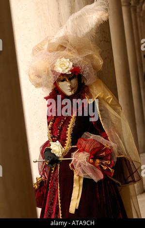 Carnaval de Venise Festival masque costume décoratif