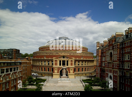 Le Royal Albert Hall Londres Angleterre Banque D'Images