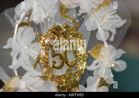 50e anniversaire de mariage parti banque d 39 images photo for 50e anniversaire de mariage