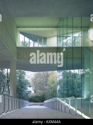 LEWIS GLUCKSMAN GALLERY UNIVERSITY COLLEGE Banque D'Images