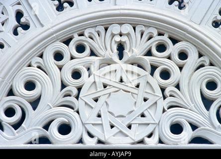 Sydney Australie Temple Bahai Point 9 étoiles Banque D'Images