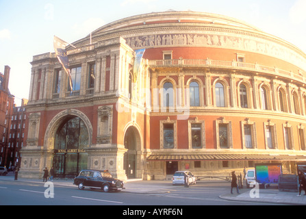 Royal Albert Hall Londres Angleterre Banque D'Images