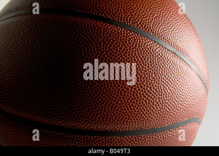 Close up of basket-ball