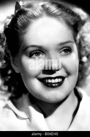 Alice Faye (1915-1998), actrice et chanteuse américaine, c1930s-c1940s. Artiste: Inconnu