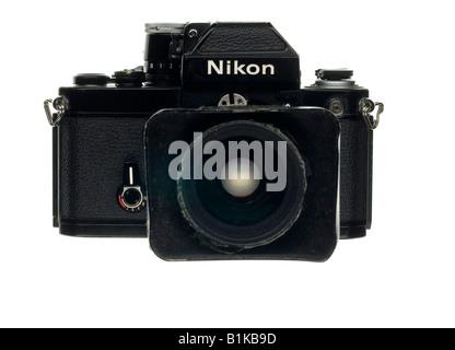 Nikon F2a 35mm Appareil photo reflex Banque D'Images