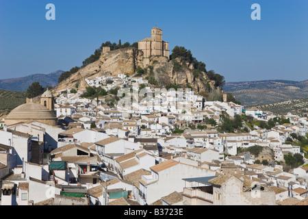 Montefrio Granada Province Espagne Iglesia de la Villa
