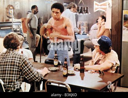 Collier bleu universel 1978 film avec Richard Pryor Banque D'Images