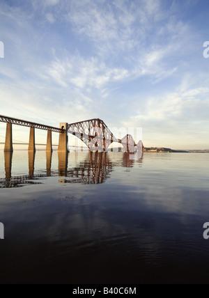 dh Railway Bridge Scotland FORTH BRIDGE RIVER FORTH Victorian Cantilever Forth Rail Bridge Scottish Landmarks British Bridges uk