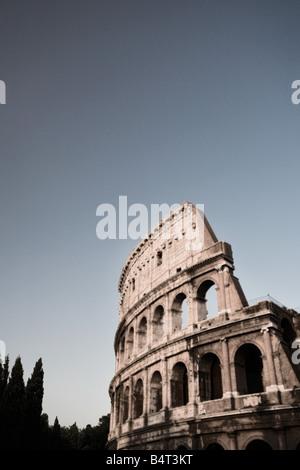 Colisée, Rome, Italie Banque D'Images