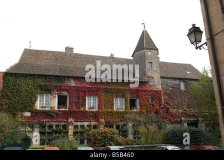 Tournus en Bourgogne France Banque D'Images