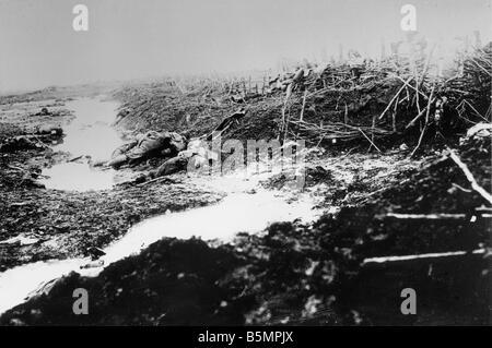 9 1916 318 A1 10 E Bataille de Battlefield 1916 Postawy la Première Guerre mondiale, Front de l'est la défaite des troupes russes après l'offe nsive un