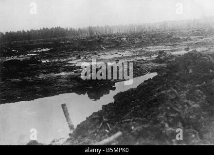 9 1916 318 A1 11 E Bataille de Battlefield 1916 Postawy la Première Guerre mondiale, Front de l'est la défaite des troupes russes après l'offe nsive o