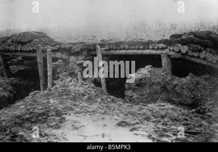 9 1916 318 A1 12 Bataille de tranchées 1916 Postawy World War 1 Front de l'est la défaite des troupes russes après une offensice sur la G