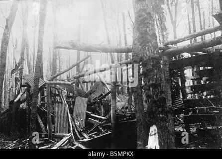 9 1916 318 A1 3 E Bataille de Postawy Ingénieur 1916 depot World War 1 Front de l'est la défaite des troupes russes après une offensive o