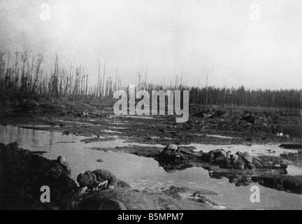 9 1916 318 A1 5 E Bataille de Battlefield 1916 Postawy la Première Guerre mondiale, Front de l'est la défaite des troupes russes après l'offe nsive ag