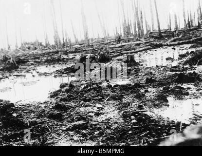 9 1916 318 A1 8 E Bataille de Battlefield 1916 Postawy World War 1 Front de l'est la défaite des troupes russes après une offensive sur t